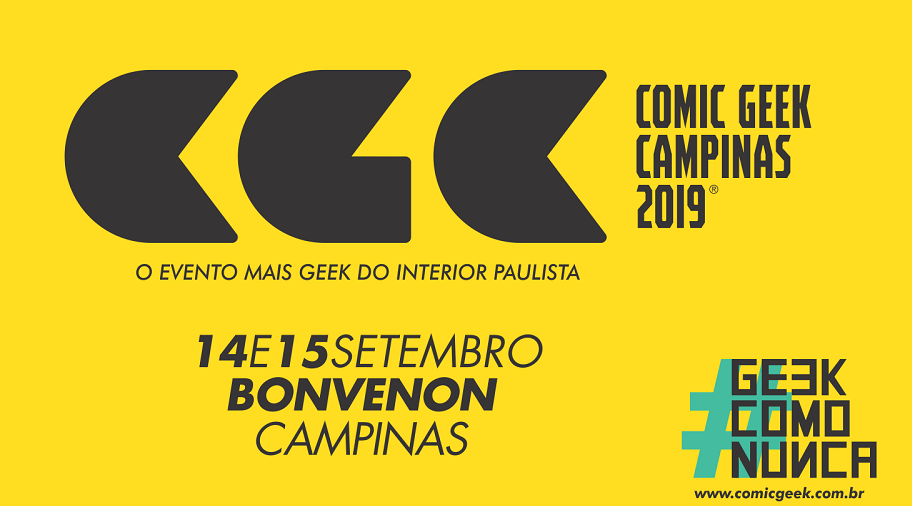 Comic Geek Campinas